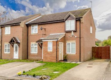 Thumbnail 2 bed end terrace house for sale in Nicholas Hamond Way, Swaffham