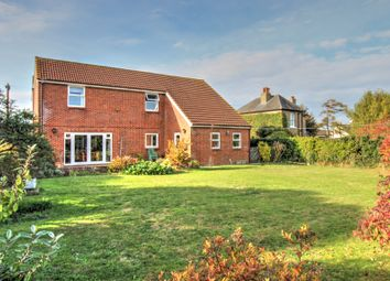 Thumbnail 4 bed detached house for sale in Sandwich Road, Eythorne, Dover
