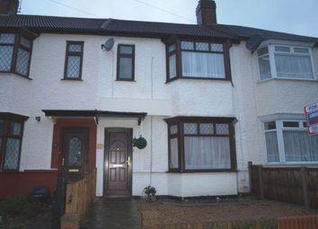Thumbnail 3 bedroom terraced house to rent in Warren Road, Barkingside