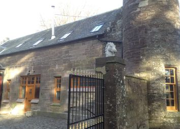 Thumbnail 2 bedroom flat to rent in Abernyte, Perthshire