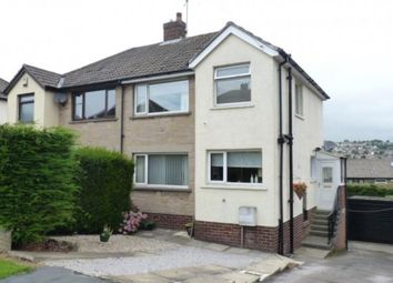 Thumbnail 3 bed semi-detached house to rent in Westburn Avenue, Keighley