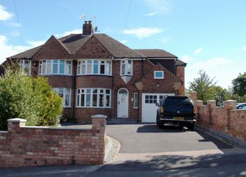 Thumbnail 4 bed semi-detached house for sale in Westhill Road, Kings Norton, Birmingham