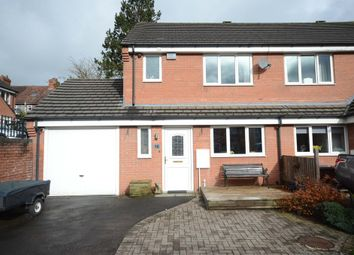 Thumbnail 3 bed semi-detached house for sale in Victoria Court, Leek