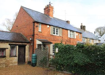 Thumbnail 2 bedroom semi-detached house for sale in Mill Lane, Alwalton, Peterborough, Cambridgeshire