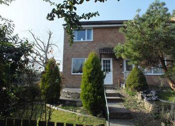 Thumbnail 3 bedroom end terrace house to rent in Westbury View, Melksham