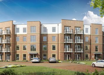 "Thumbnail 1 bedroom flat for sale in ""Pavilion Court"" at Cricket Field Grove, Crowthorne"