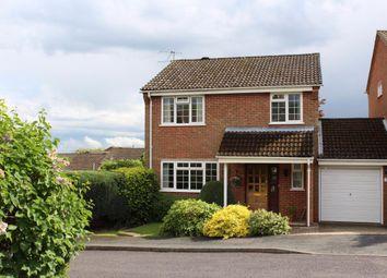 Thumbnail 4 bedroom link-detached house for sale in Ambleside Crescent, Farnham