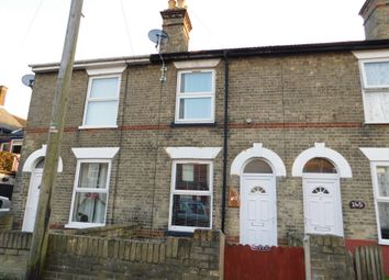 2 bed terraced house for sale in St. Margarets Road, Lowestoft NR32