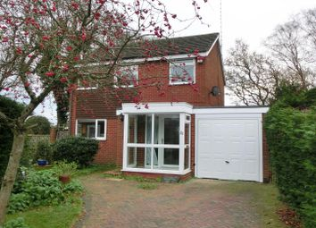 Thumbnail 3 bed property for sale in Longleat Drive, Cheswick Green, Solihull