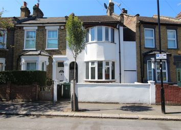 Thumbnail 3 bed terraced house to rent in Mayville Road, London