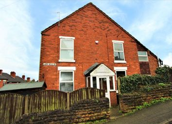 Thumbnail 2 bed terraced house for sale in Lawn Mills Road, Kimberley, Nottingham