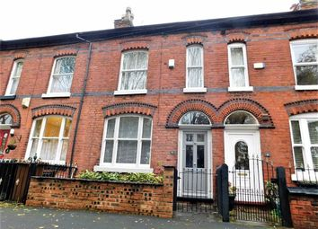 Thumbnail 2 bed terraced house for sale in Aberdeen Grove, Edgeley, Stockport