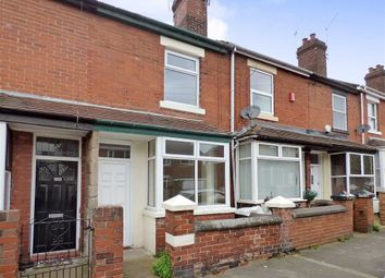 Thumbnail 2 bedroom terraced house for sale in Oxford Road, Basford, Newcastle-Under-Lyme