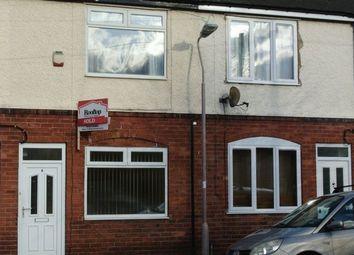Thumbnail 3 bed terraced house to rent in Longden Terrace, Warsop, Mansfield