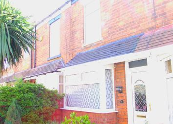 Thumbnail 2 bed terraced house to rent in Marlborough Avenue, Hampshire Street, Hull
