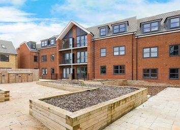 Thumbnail 2 bedroom flat to rent in Goodes Court, Royston, Hertfordshire