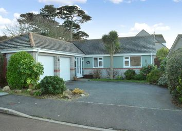 Thumbnail 3 bed detached bungalow for sale in Parc An Gonwyn, Carbis Bay, St. Ives, Cornwall