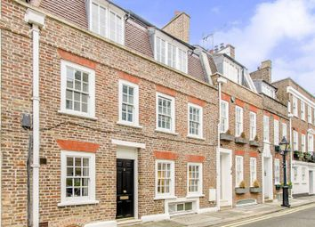 Thumbnail 3 bed terraced house for sale in Fairholt Street, Knightsbridge