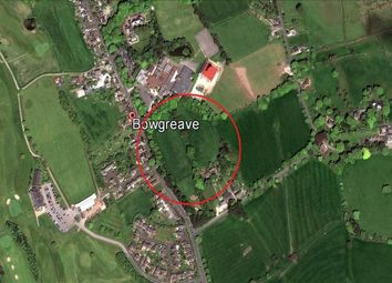 Thumbnail Land for sale in Land Off Garstang Road, Bowgreave, Preston