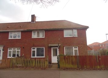 Thumbnail 1 bed terraced house to rent in The Avenues, Norwich