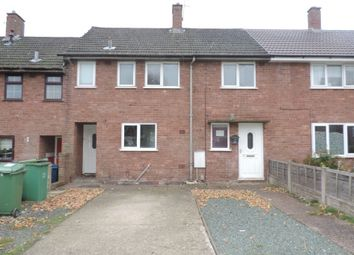 Thumbnail 3 bed terraced house for sale in Tennyson Road, Stafford, Staffordshire