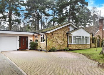 Thumbnail 3 bed detached bungalow for sale in Heatherway, Crowthorne, Berkshire