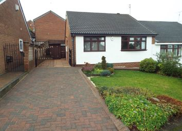 Thumbnail 2 bedroom semi-detached bungalow to rent in Canonsfield Close, Sunderland