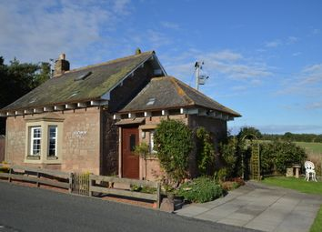 Thumbnail 1 bed cottage for sale in Coldstream, Coldstream, Berwickshire, Scottish Borders