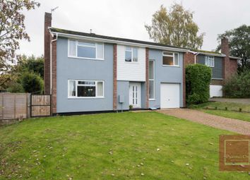 Thumbnail 4 bed detached house for sale in Cheyham Mount, Norwich