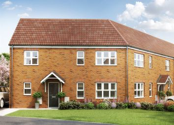 "Thumbnail 3 bed end terrace house for sale in ""The Shilden"" at New Village Way, Morley, Leeds"