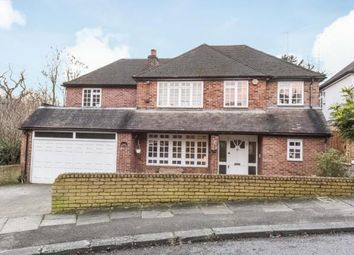 Thumbnail 5 bed detached house for sale in Reddings Close, Mill Hill, London