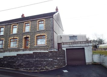 Thumbnail Semi-detached house for sale in Gwendraeth Road, Tumble, Llanelli