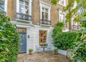 Thumbnail 4 bed terraced house for sale in Margaretta Terrace, Chelsea, London
