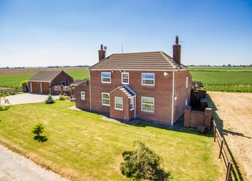 Thumbnail 4 bed detached house for sale in Seas End, Butterwick