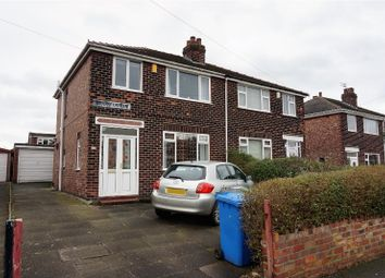 Thumbnail 3 bed semi-detached house for sale in Hillberry Crescent, Warrington