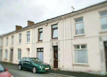 Thumbnail 3 bedroom terraced house for sale in Stafford Street, Llanelli, Carmarthenshire