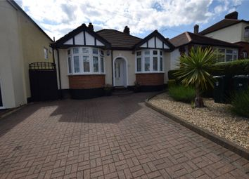 Thumbnail 3 bedroom detached bungalow for sale in Mashiters Hill, Rise Park, Essex