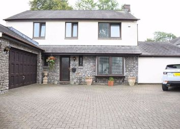 Thumbnail 4 bed detached house for sale in Bishopston Road, Bishopston, Swansea