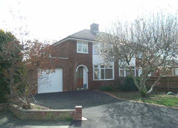 Thumbnail 3 bed property to rent in Hayes Road, Cheltenham