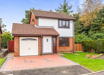 Thumbnail 3 bed detached house to rent in Blackthorn Croft, Clayton-Le-Woods, Chorley