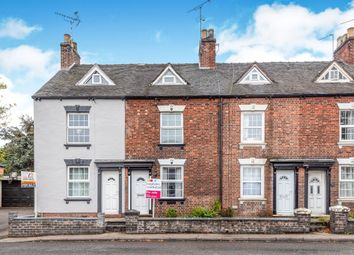 Thumbnail 2 bed terraced house for sale in Cheadle Road, Uttoxeter