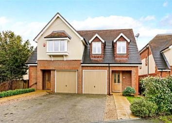 Thumbnail 4 bed semi-detached house for sale in Cherry Tree Road, Beaconsfield, Buckinghamshire