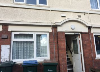 Thumbnail 2 bedroom flat to rent in Goring Road, Coventry