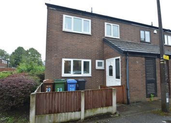 Thumbnail 3 bed end terrace house to rent in Victoria Close, Stockport