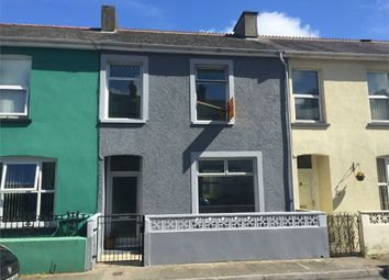 Thumbnail 3 bedroom terraced house for sale in 29 Plas-Y-Gamil Road, Goodwick, Pembrokeshire