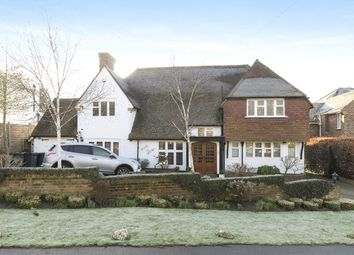 Thumbnail 5 bed detached house for sale in Neville Avenue, New Malden