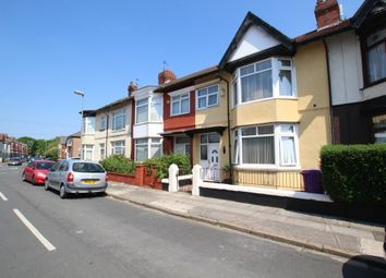 Thumbnail 4 bedroom terraced house for sale in Willowdale Road, Liverpool
