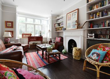 Thumbnail 5 bed terraced house to rent in Clancarty Road, London