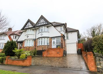 Thumbnail 4 bed semi-detached house for sale in Priory Avenue, London