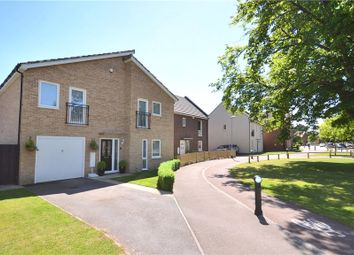 Thumbnail 4 bed detached house for sale in Austin Way, Bracknell, Berkshire